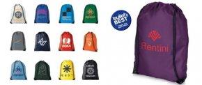 Let rygsæk i 210 D polyester