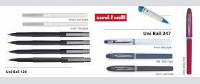 Uniball 120 og Uniball 247