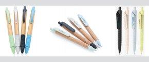 Skriv bæredygtigt med ØKO penne