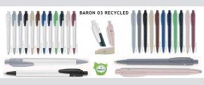 Baron kuglepen økologisk ECO kuglepen