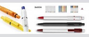 Stilolinea kuglepen BARON