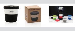 Kaffekrus i bioplast