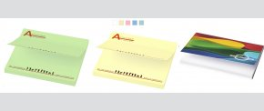 Post-it, memoblokke i alle formater