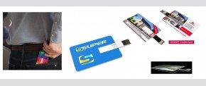 USB Credit Card.