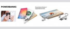 Power Bank til hurtig levering
