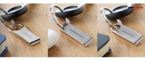 USB sticks helt i metal